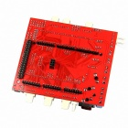 Geeetech RAMPS-FD Shield for Arduino DUE Atmel SAM3X8E Expansion Board - Red