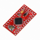 Geeetech Iduino Pro Mini168 Atmega168 5V 16MHz Microcontroller Board for Arduino - Red