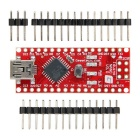 Geeetech Iduino Nano 328 ATmega328 Microcontroller Board for Arduino - Red