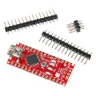 Geeetech Iduino Nano 328 ATmega328 microcontrolador Arduino Board for - Red