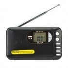"ShouYu SY-DP182 1.4"" LCD DSP Digital Demodulation Full Band Stereo Radio w/ TF / MP3 Player Function"
