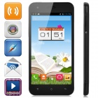 "PHICOMM X100w 4.7"" Capacitive Quad-Core Android 4.1.2 Smart Phone w/ 1GB RAM, 8GB ROM, GPS - Black"