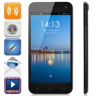 "Green Orange N1-Y 5.0"" Capacitive Quad-Core Android 4.2.1 Smart Phone w/ 1GB RAM, 16GB ROM, GPS"