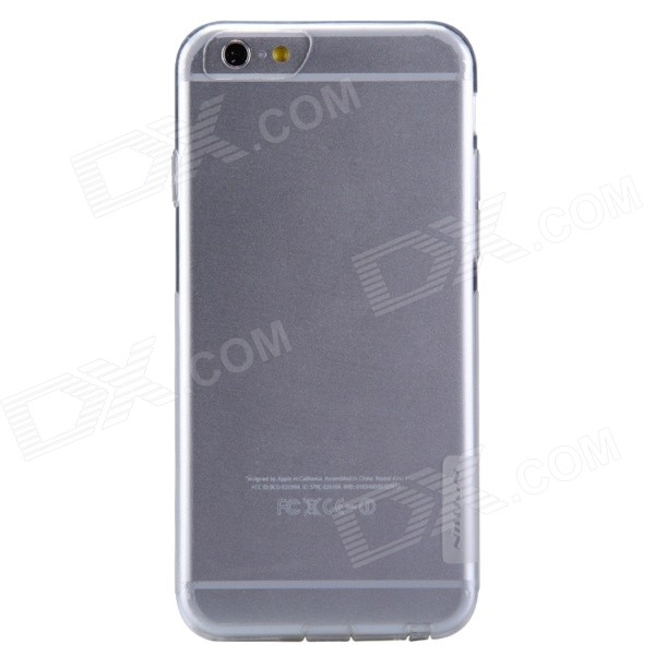 NILLKIN Ultra-thin Protective TPU Back Cover Case for IPHONE 6 - Transparent