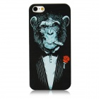 Animals Series Orangutan Pattern Protective Plastic Back Case for IPHONE 4 / 4S