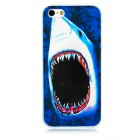 Shark Animal Pattern PC Hard Case Frame for IPHONE 5 / 5S