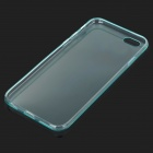 Protective Ultrathin Silicone Back Case for IPHONE6 - Translucent Blue
