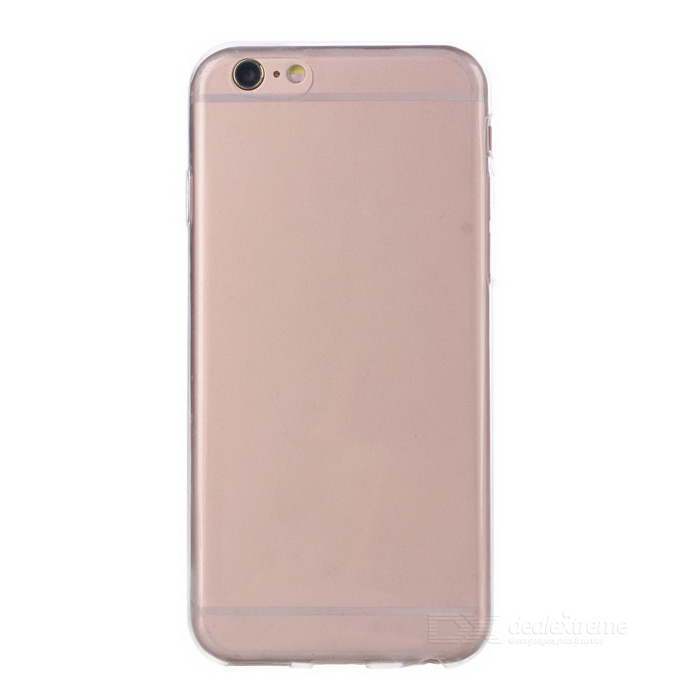 Protective Ultra-Slim Silicone Back Case for IPHONE 6 - Transparent