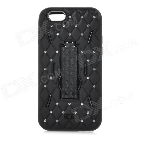 3-in-1 Anticollision Protective Plastic + Silicone Case for IPHONE 6 4.7
