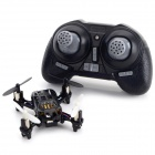 LH-H1 Mini 4-CH 2.4GHz Outdoor Radio Control R/C Quadcopter w/ Gyro - Black