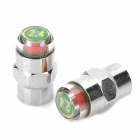 Tire Pressure Realtime Warning Air Valve Indicators - Kpa2.4 (2-Pack)