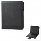 Universal Bluetooth V3.0 + HS 84-Key Keyboard w/ Protective Case for Tablet PC / Cellphones - Black