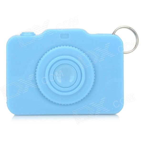 Rtrivr R616 Bluetooth v4.0 Smart Reminder / Remote Shutter / Anti-Lost Device for iOS - Blue
