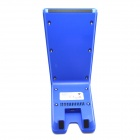 Itian A6-5 QI Wireless Charger Stand w/ Receiver Module for Samsung Galaxy S5 - Blue