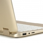 "SD1001 10,1 ""Android 4.2 Dual-Core Netbook w / Wi-Fi / Kamera / 1GB RAM / 8 GB ROM / TF - Golden"