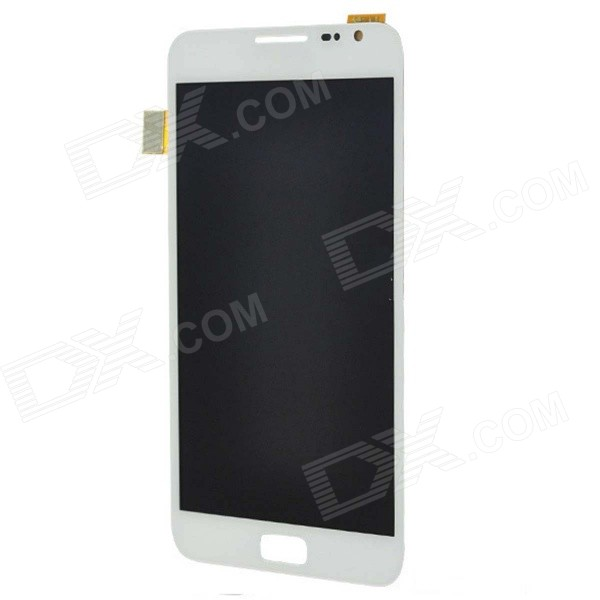 Samsung NOTE N7000 I9220 Replacement LCD Touch Screen Module - White protective leather case screen protectors for samsung galaxy note i9220 gt n7000