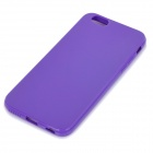 Protective Silicone Back Case Cover for IPHONE 6 - Purple