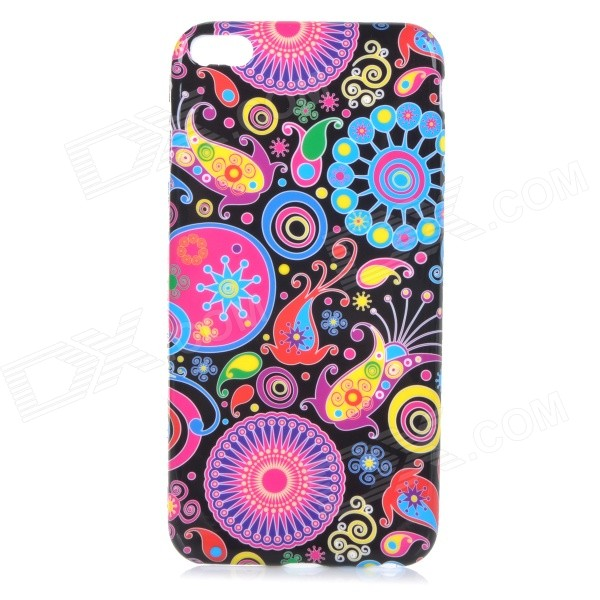 Stylish Jellyfish Patterned Protective TPU Back Case Cover for IPHONE 6 PLUS 5.5 - Mult-colored for iphone 7 4 7 inch gel tpu patterned case cover never stop dreaming