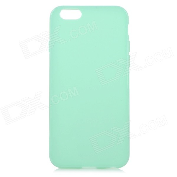 Protective Silicone Back Case Cover for IPHONE 6 - Light Green