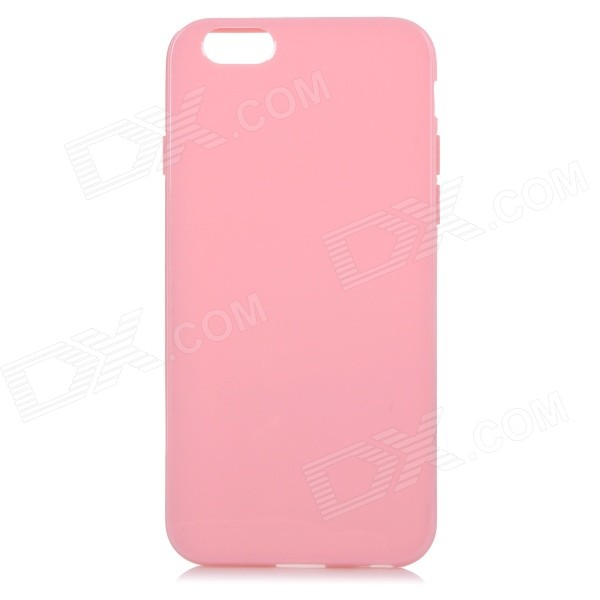 Protective Silicone Back Case Cover for IPHONE 6 - Pink