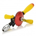 SGZ-01 Iron Model Micro Drill w/ Bits - Yellow + Red + Black