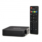 ZAP ZAP-MQX Android 4.4 Quad-core Google TV Player w/ 1GB RAM, 8GB ROM, Wi-Fi, SD, USB, HDMI - Black
