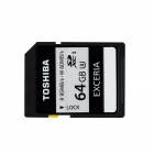 TOSHIBA SD-H064GR7VW060A UHS-I SDXC 64GB Card (R: 95MB/s; W: 60MB/s)