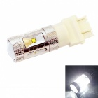 GC 3157 30W 600LM 6000K White Light LED Car Steering / Brake / Backup Lamp (DC 12~24V)