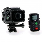 AEE S71 HD 4K/2.7K/1080P Portable Sports 100m Waterproof 10X Digital Zoom Camera w/ 16GB TF Card
