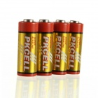 PKCELL Disposable 12V 23A Alkaline Batteries Pack - Orange + Yellow (5 PCS)
