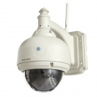 Sricam AP006 Wireless P2P Speed Dome IR Waterproof  Security CCTV PTZ IP Camera
