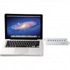 ORICO M3H10 10-Port USB 3.0 HUB w/ Power Adapter / Power Cable / Data Cable for MAC - Silver + Black