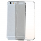 Ultra-thin TPU Protective Back Cover Case for IPHONE 6 PLUS 5.5'' - Translucent Grey