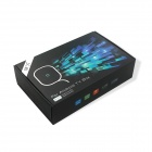 MXQ Quad-Core H.265 Android 4.4.2 Google TV Player w / 1 Go de RAM, 8 Go de ROM, UK Plug, Bluetooth - Noir