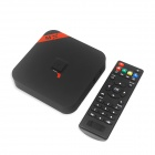Buy MXQ Quad-Core H.265 Android 4.4.2 Google TV Player 1GB RAM, 8GB ROM, UK Plug, Bluetooth - Black
