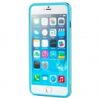 "Pandaoo Plastic Bumper Case for IPHONE 6 PLUS 5.5"" - Light Blue"