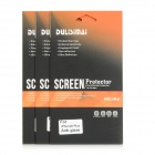 "DULISIMAI Scratch todiste PET Screen Protector IPHONE 6 PLUS 5,5""(3 Set)"