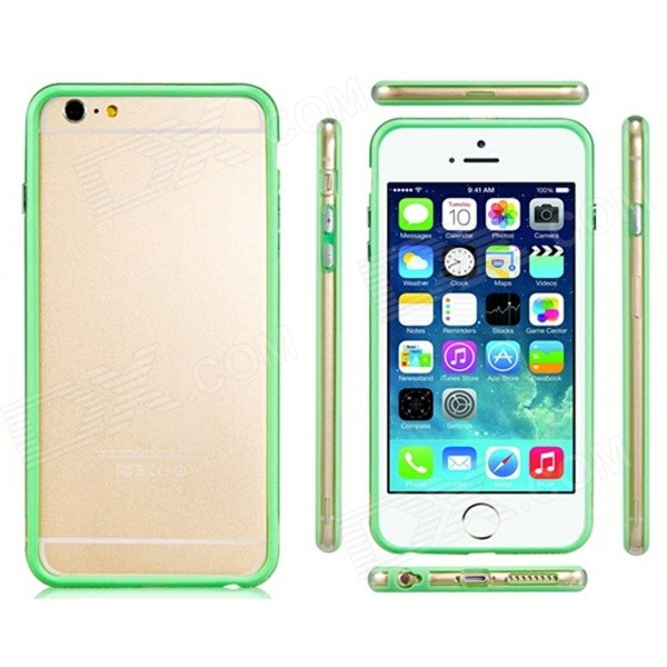 "Pandaoo Plastic Bumper Case for IPHONE 6 PLUS 5.5"" - Green"