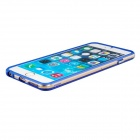 "Pandaoo Plastic Bumper Case for IPHONE 6 PLUS 5.5"" - Blue"