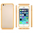"Pandaoo Plastic Bumper Case for IPHONE 6 PLUS 5.5"" - Yellow"