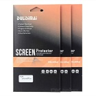 "DULISIMAI Scratch Proof PET Screen Protector for IPHONE 6 PLUS 5.5"" - Transparent (3 Set)"