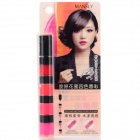 Waterproof Moisturized 4-Color Comestic Lipstick - Deep Pink + Red + Multi-Color (5.2g)