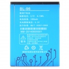 "Replacement BL-96 ""1650mAh"" Li-ion Battery for Newman N1 / NX"