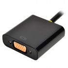 USB 3.0 to VGA Adapter - Black