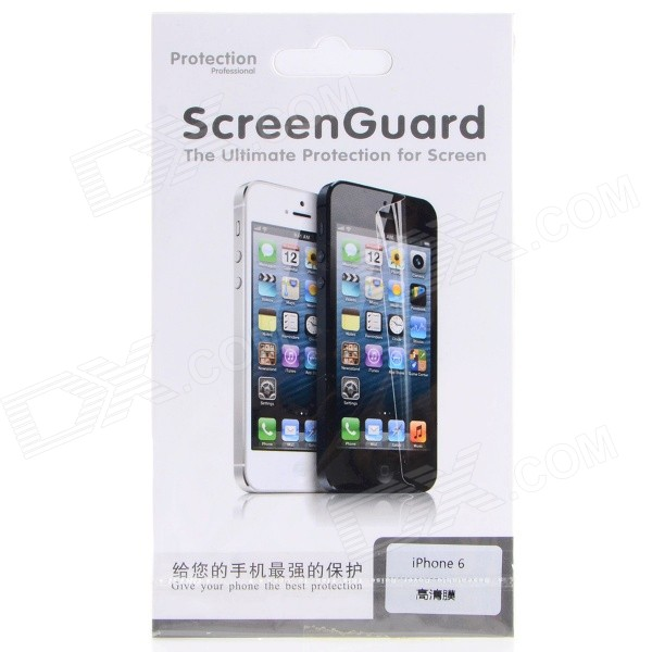 все цены на HD PET Protective Screen Protector for IPHONE 6 PLUS 5.5