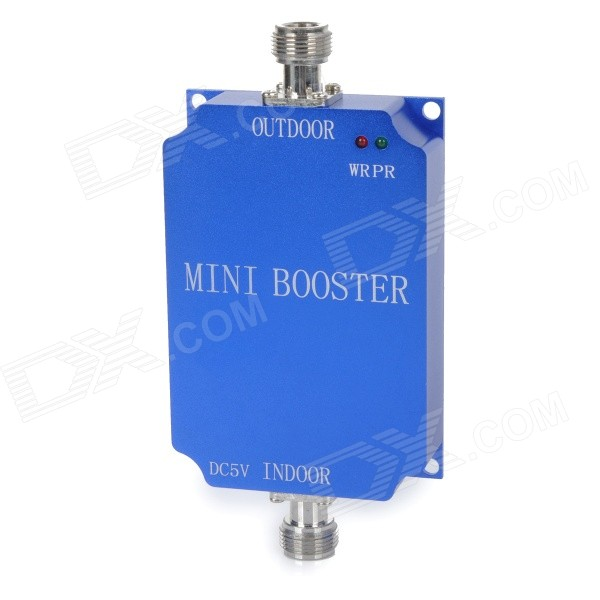 3G WCDMA Micro-power Signal Booster Amplifier - Deep Blue + White clustering information entities based on statistical methods