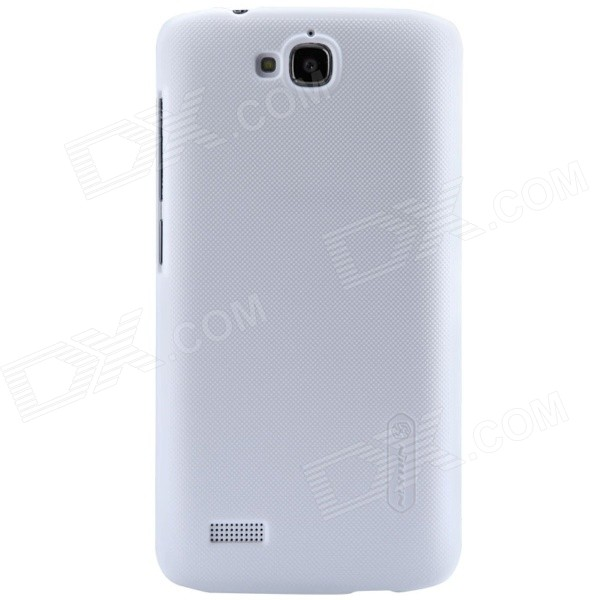 все цены на NILLKIN Matte Protective PC Back Case for Huawei Honor 3C - White онлайн