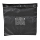 "D103 Signal Shielding Radiation Protection PU Nano-material Bag Pouch for 15"" Laptops - Black"