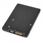 "mSATA SSD Solid State Drive to 2.5"" 7mm Hard Disk HDD Case Enclosure for Laptops - Black"