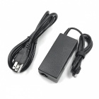 Adaptador 60W 19V 3.16A AC Power + Cable de alimentación para Delta Laptop (2-plana-1-Ronda Plug / 5,5 x 2,5 mm)